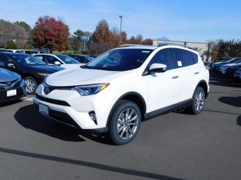 New Toyota RAV4 Limited AWD