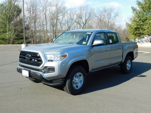 New Toyota Tacoma SR Double Cab 4x4 V6 Short Bed