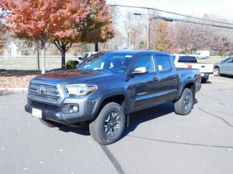 New Toyota Tacoma TRD Off Road Double Cab 4x4 V6 Short Bed Automatic