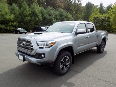 New Toyota Tacoma TRD Sport Double Cab 4x4 V6 Long Bed