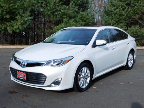Certified Used Toyota Avalon XLE Premium