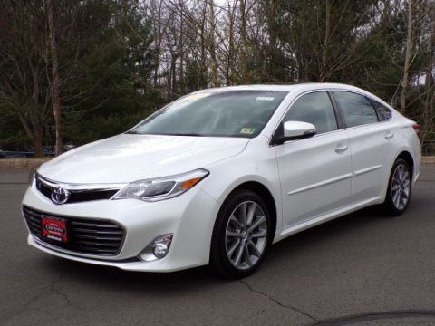 Certified Used Toyota Avalon XLE Touring