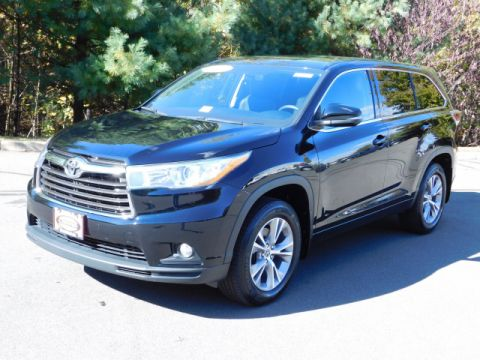 Certified Used Toyota Highlander BSE