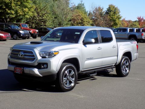 Certified Used Toyota Tacoma TRD Sport