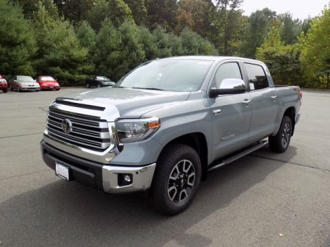 New Toyota Tundra Limited Crew Max 5.7L V8 Short Bed