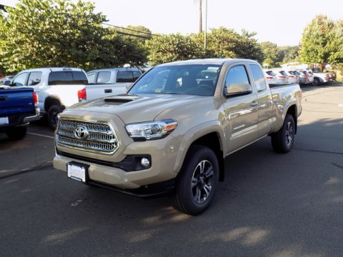 New Toyota Tacoma TRD Sport Access Cab 4x4 V6 Automatic