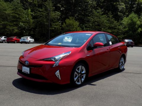 New 2017 Toyota Prius Four Touring