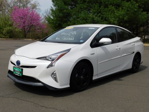 Certified Used Toyota Prius Four Touring