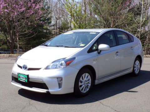 Certified Used Toyota Prius Plug-in Base