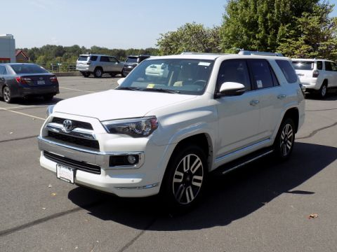 New Toyota 4Runner 4x4 Limited V6