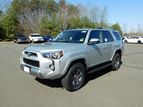 New 2018 Toyota 4Runner 4x4 TRD Off-Road