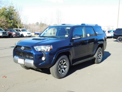 New 2018 Toyota 4Runner 4x4 TRD Premium Off Road V6