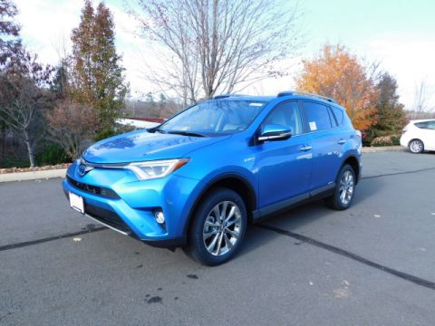 New Toyota RAV4 Hybrid Limited AWD