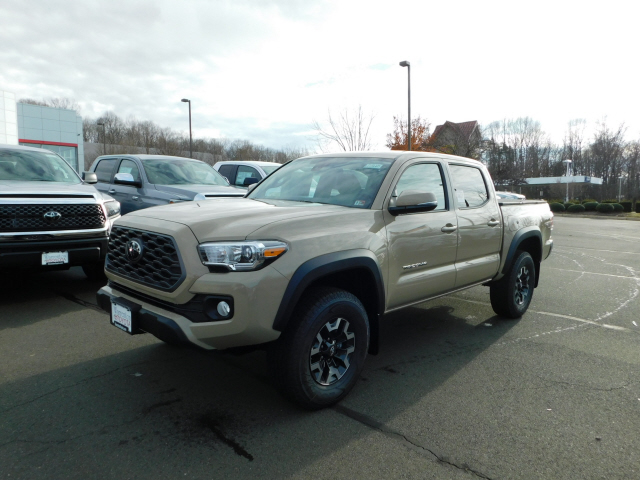 New 2020 Toyota Tacoma TRD Off Road Double Cab 4x4 V6 Short Bed Automatic