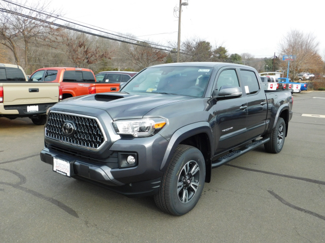 New 2018 Toyota Tacoma TRD Sport Double Cab 4x4 V6 Long ...