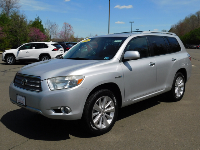 Pre Owned 2008 Toyota Highlander Hybrid Limited 4d Sport Utility In Waron W190047a