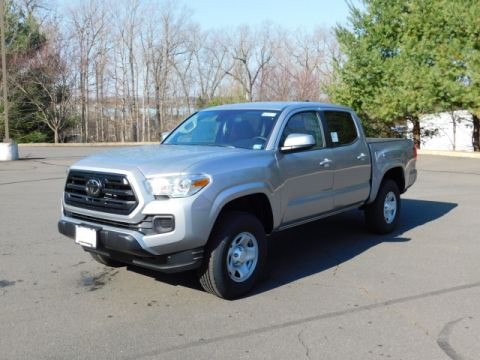 New 2019 Toyota Tacoma SR Double Cab 4x4 V6 Short Bed