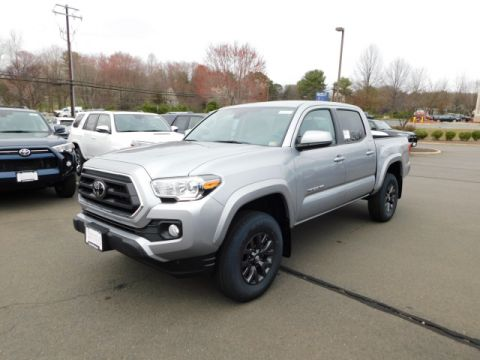 New 2020 Toyota Tacoma SR5 Double Cab 4x4 V6 Short Bed