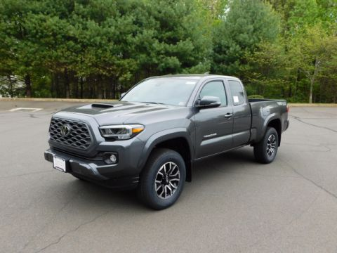 New 2020 Toyota Tacoma TRD Sport Access Cab 4x4 V6 Automatic