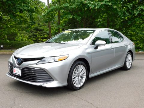 Certified Pre-Owned 2020 Toyota Camry Hybrid XLE