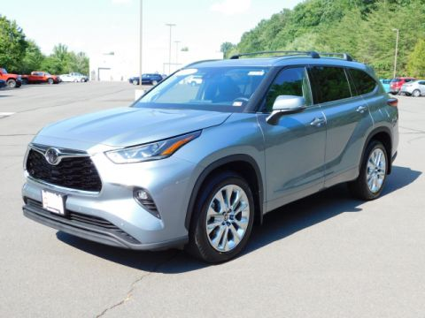 Certified Pre-Owned 2020 Toyota Highlander Limited