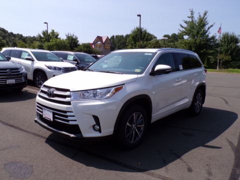 New 2018 Toyota Highlander Limited Platinum AWD V6