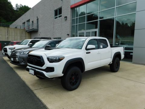 New 2019 Toyota Tacoma TRD Pro Double Cab 4x4 V6 Automatic