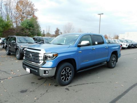 New 2020 Toyota Tundra Limited 4x4 Crew Max 5.7L V8 Short Bed