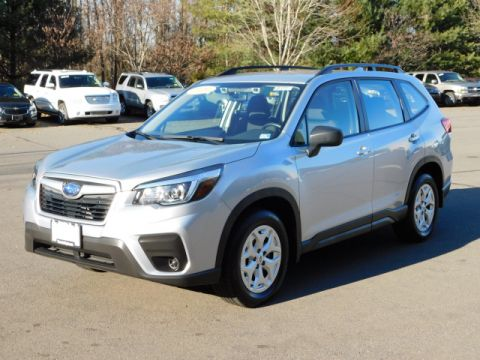Pre-Owned 2019 Subaru Forester Base