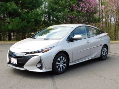 Certified Pre-Owned 2020 Toyota Prius Prime Limited