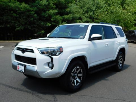 Certified Pre-Owned 2020 Toyota 4Runner TRD Off-Road