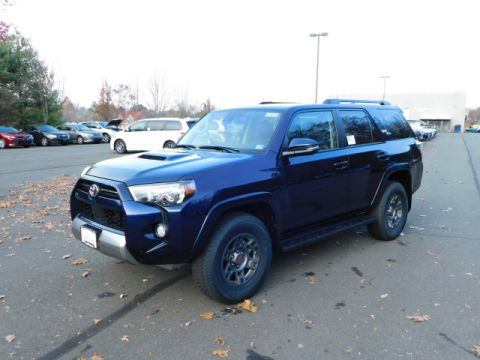 New 2020 Toyota 4Runner 4x4 TRD Premium Off Road V6