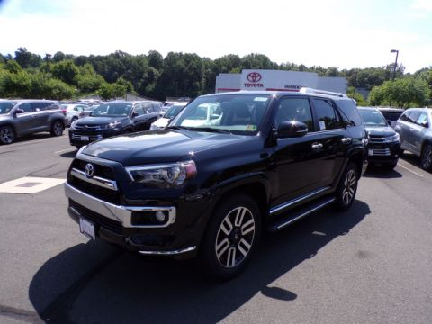 New 2018 Toyota 4Runner 4x4 Limited V6
