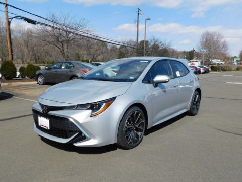 New 2019 Toyota Corolla Hatchback XSE Automatic